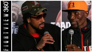 CAN KAUTONDOKWA BEAT ANDRADE? VERY CONFIDENT! ANDRADE VS KAUTONDOKWA PRESS CONFERENCE!