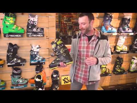 Tecnica Cochise 120 Ski Boot Review with Powder7