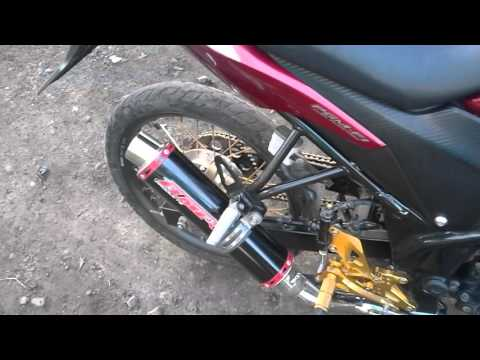 Video Modifikasi Motor CB 150 R