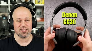 Denon AH-GC30 | ein neuer Stern am ANC-Himmel?