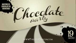 Chocolate Party  The City 19Mayo