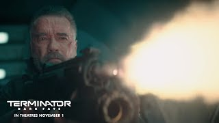 "VIDEO: TERMINATOR: DARK FATE – ""Fight and Flight"" Clip"