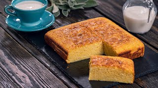 Easy Sweet Cornbread