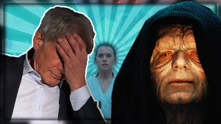 Why Everyone Hates the Rise of Skywalker