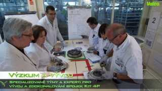 VS Transmission Valeo Clutch KIT4P Expert movie