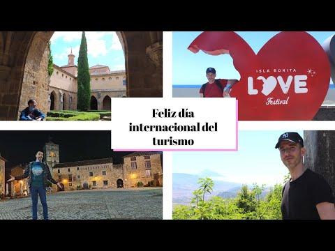 Día Internacional del Turismo - Apoyemos el sector