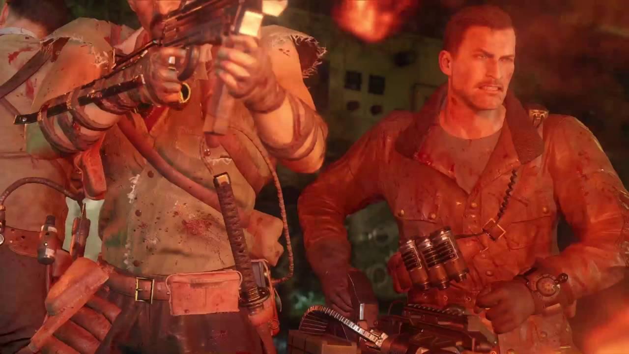 Call of Duty Black Ops III – Nuevo vídeo de Eclipse