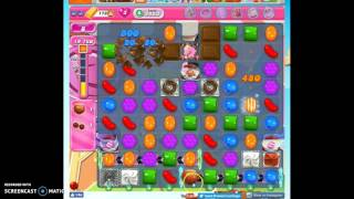Candy Crush Level 2553 help w/audio tips, hints, tricks