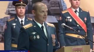 Войсковая часть Тоцкого района отмечает 75-летний юбилей