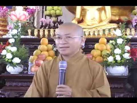 Niệm Phật viên thông (Kinh Niệm Phật ba-la-mật, chương 5) (19/07/2008)
