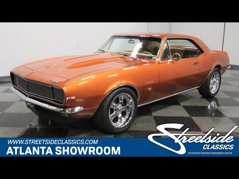 1967 Chevrolet Camaro (CC-1435143) for sale in Lithia Springs, Georgia