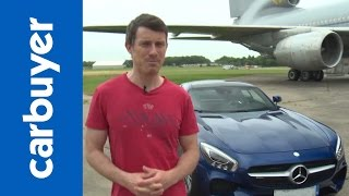 Mercedes AMG GT review - Carbuyer