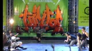 All Stars Philippines - Hip Hop International 2006 Torinno