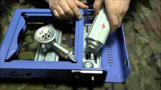 Газовая плита для рыбалки kovea portable range tkr-9507-pass