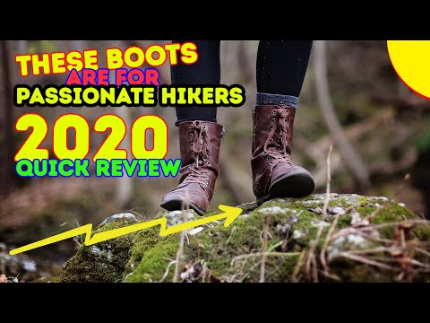 Best Hiking Boots for Men 2017