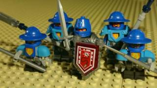 LEGO NEXO KNIGHTS - COMPILATION - MONSTERS V'S KNIGHTS