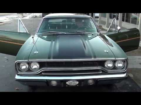 1970 Plymouth Road Runner (CC-1298927) for sale in Clarkston, Michigan