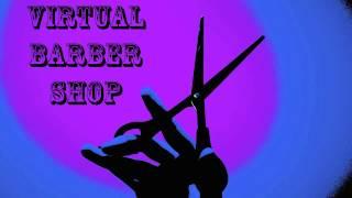 Virtual haircut app
