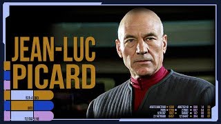 Captain Jean-Luc Picard: Personnel File