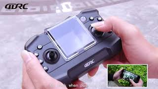 4DRC Mini Drone with 720p Camera for Kids and Adults, Drone Beginners RC Foldable FPV Live V Reviews