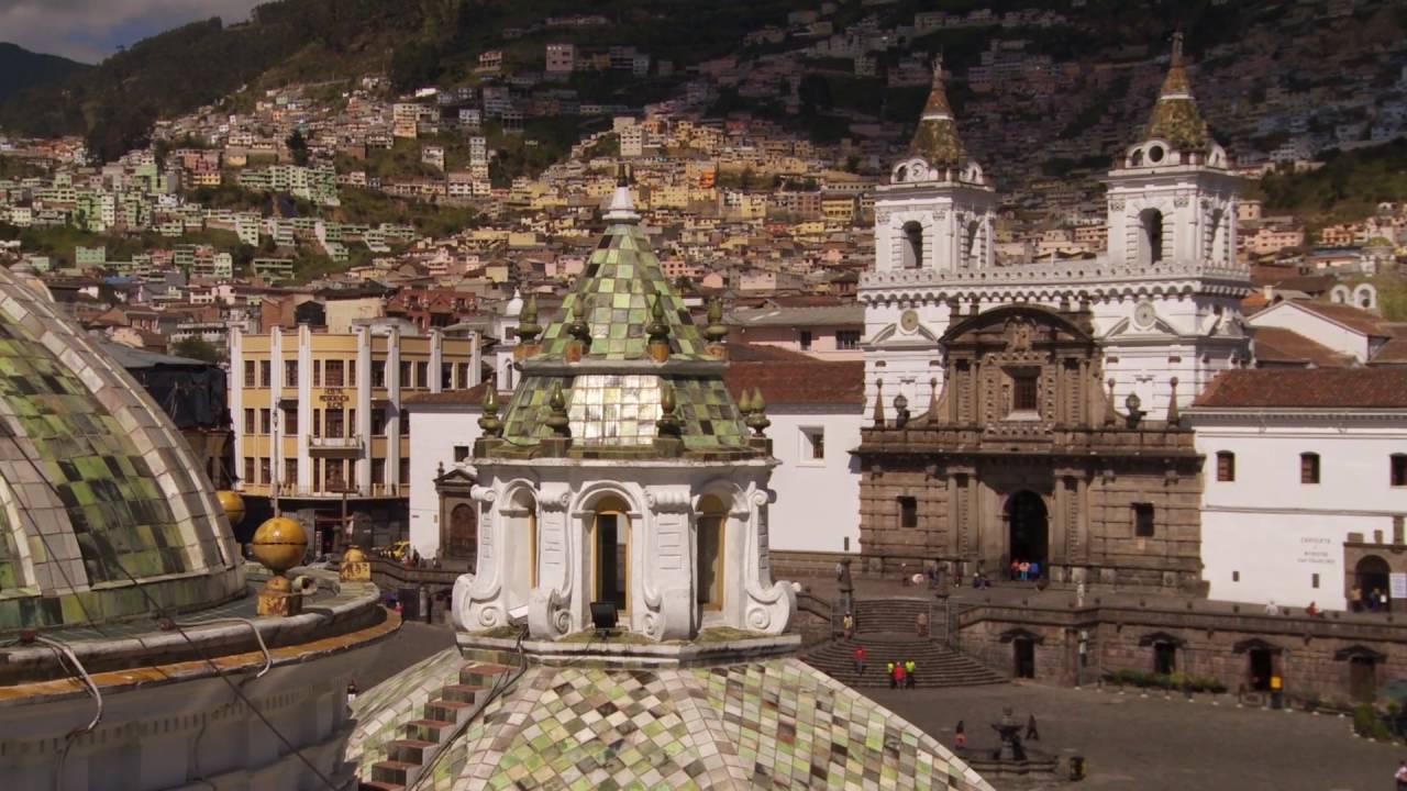Ecuador: Quito (1:41)