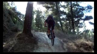 preview picture of video '2014-01-25 MTB Halswell 1 of 2'