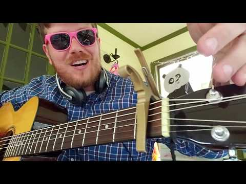 Eric Church - Desperate Man // Easy Guitar Tutorial - BMartinSounds - Easy Guitar Tutorials