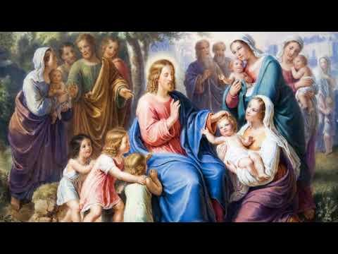 Молитва о счастье и благополучии детей.