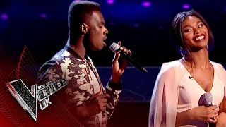 Mo vs. Diamond - 'A Change Is Gonna Come': The Battles | The Voice UK 2017