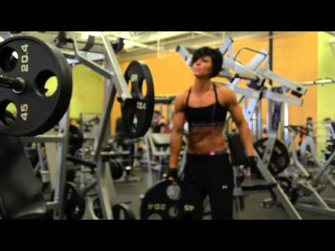 Dana Linn Bailey Training Chest