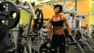Dana Linn Bailey Training Chest