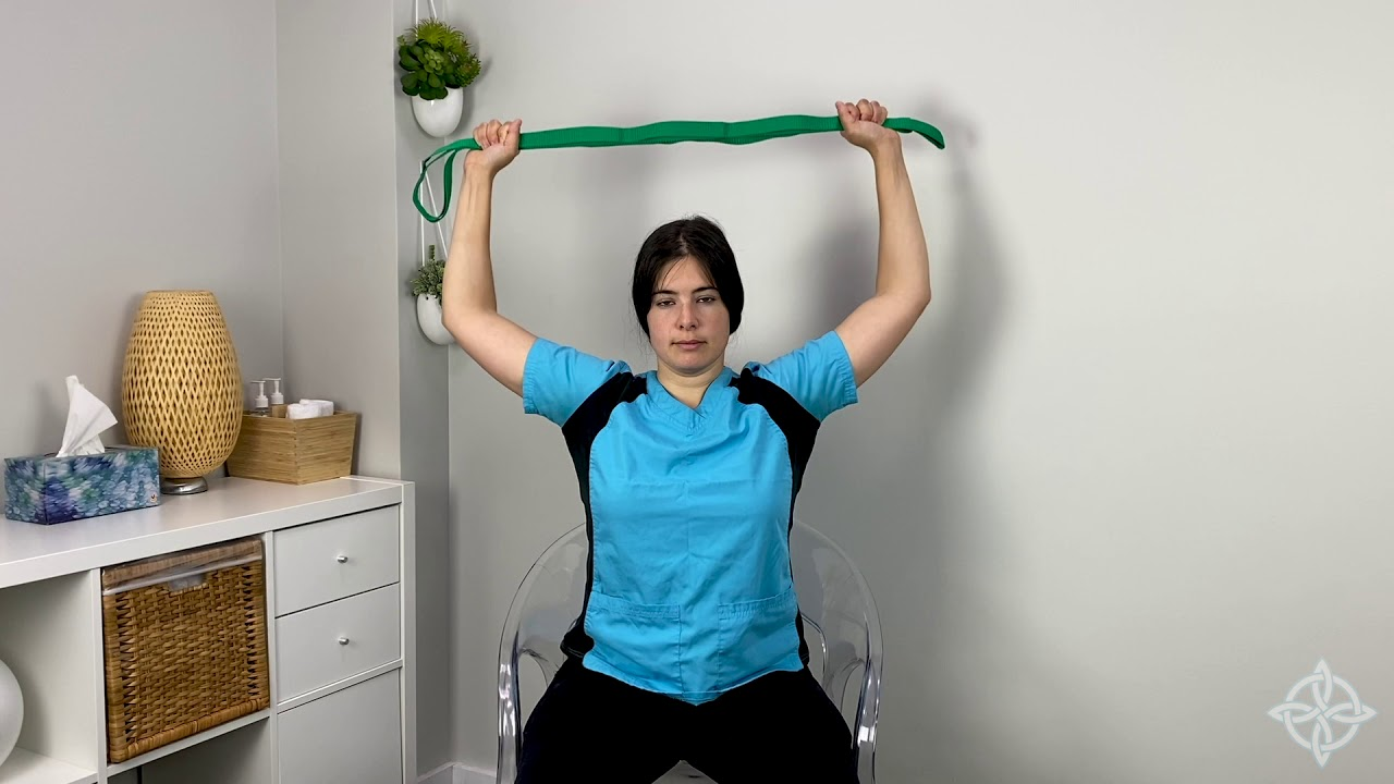 Photo of Seated Upper Body Mobility