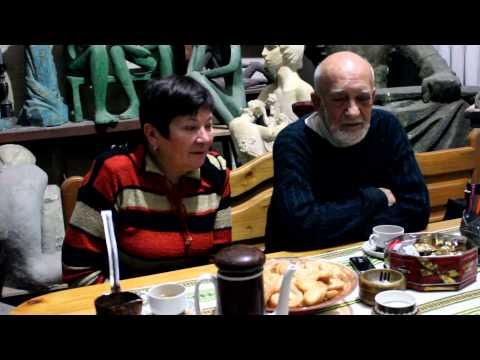 Євген Безніcко про Драча та особливий талант Теодозії Бриж - YouTube
