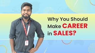 Why You Should Make Career In Tech Sales And Marketing? | Career Growth In Sales