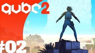 Q.U.B.E. 2 #2 - Cube Tossing