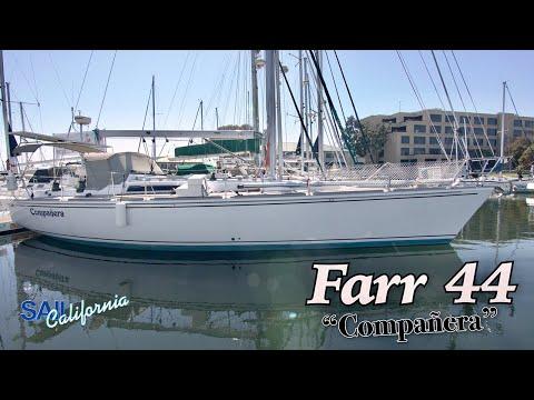 Robertson Farr 44 video