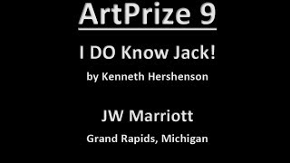 KHA Exhibiting at ArtPrize 9 at J.W.Marriott Hotel