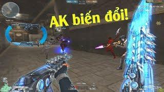 AK-47 Biến Hình Thành Cận Chiến Siêu Ngầu AK-47-S Rifle Knife - Rùa Ngáo