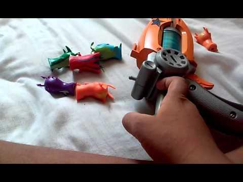 Babosas de juguete JSO
