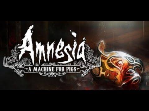 Amnesia: A Machine For Pigs / záznam 22.4.2018 KONEC / XmatuliX