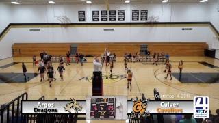 Argos Volleyball vs Culver
