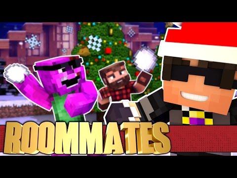Minecraft ROOMMATES SPECIAL!