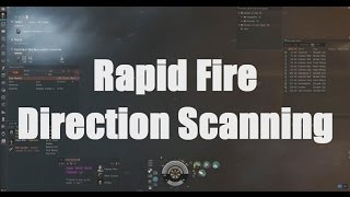 Rapid Fire Directional Scanning - Find Targets Crazy Fast