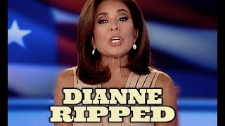 Jeanine Pirro Rips Dianne Feinstein A New One- Opening Statement