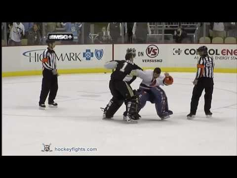 Brent Johnson vs. Rick DiPietro