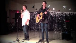 Cayden And Trenton Talent Show 3.22.12.mov