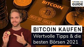 Die wirtschaftlichste Art, Bitcoin zu kaufen