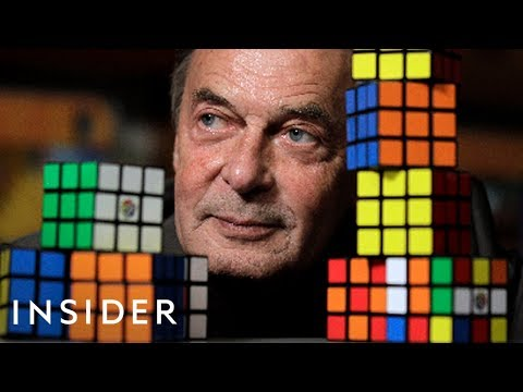 Why the Rubik's Cube is the Greatest Toy Ever Invented
