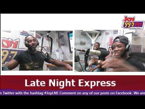 Late Nite Express on Joy FM (8-8-18)