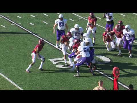 Football Highlights vs. New Mexico Highlands (Nov. 16, 2019)